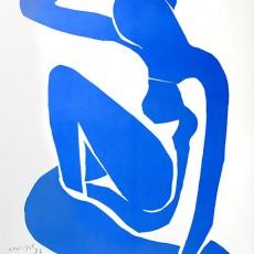 블루 누드 1
