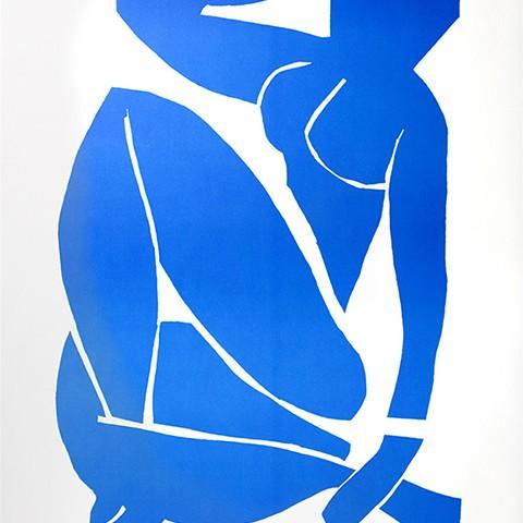 블루 누드 3