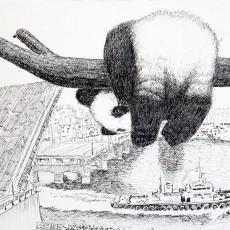 영도대교 Panda