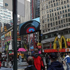 뉴욕 타임스퀘어